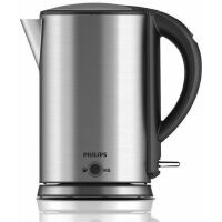 Philips/飞利浦 Hd9316电热水壶1.7升 304不锈钢大容量保温