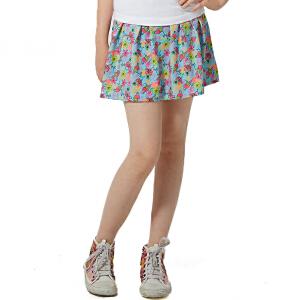 探路者TOREAD品牌童装 户外运动 女童印花系列短裙