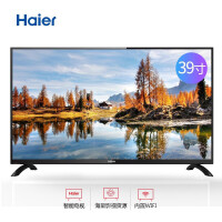 Haier/海尔LE39Z51Z 海尔超薄高清安卓智能平板电视机39寸4K超高清智能网络无线wifi视频电视语音遥控