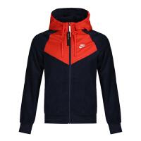 Nike耐克2018年新款男子跑步防风运动服夹克外套929115-451