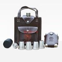 不锈钢酒壶5斤便携式户外随身酒瓶88盎司2.5公斤酒具