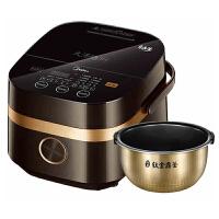 美的 (Midea) MB-FS4006 电饭煲 家用智能多功能IH电磁加热四升5-6人