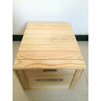 收纳抽屉式储物箱整理柜实木质卧室组合大号整理箱收纳箱木箱子