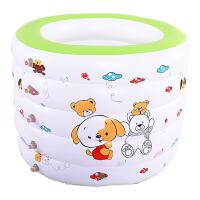 儿童充气游泳池 加厚保温游泳桶家用儿童洗澡盆新生儿宝宝浴盆