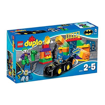 美国直邮 LEGO乐高 得宝小丑大挑战婴童积木玩具拼搭益智 40PCS 10544 海外购 适合小手的大颗粒