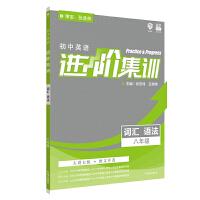 理想树2020新版初中英语进阶集训 八年级词汇语法 英语专项训练