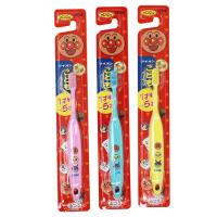 日本进口狮王LION面包超人牙刷1.5-5岁