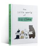 顺丰发货 英文原版绘本书 你今天真好看 the little world of Liz Climo 情商学习 0-3岁