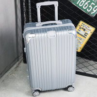 行李箱男士拉杆箱旅行箱包学生青年密码箱皮箱子万向轮韩版24寸