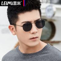 2020新款复古墨镜男士太阳镜韩版时尚眼睛防紫外线开车眼镜女方形