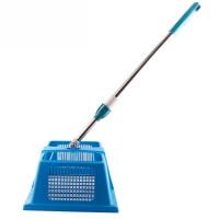 捡乒乓球 乒乓球发球机 乒乓球桌拾球器 拾球网 捡球网集球用具 CX 浅蓝色