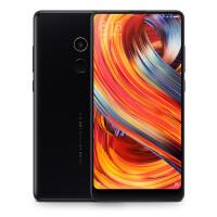 小米MIX2 黑色 全网通(6G+128G) 移动联通电信4G手机 双卡双待
