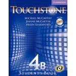 【预订】Touchstone 4B Student's Book [With CDROM]