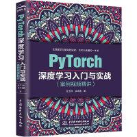 PyTorch深度学习入门与实战(案例视频精讲) 中国水利水电出版社