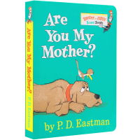 Are You My Mother 你是我妈妈吗 英文原版 苏斯博士Dr. Seuss 系列绘本 P.D. Eastm
