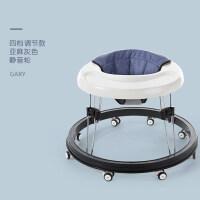 婴儿学步车多功能6/7-18个月幼儿童防侧翻可折叠宝宝学行车