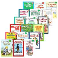 现货正版 I Can Read 英文原版 汪培�E推荐第四4阶段 18册 儿童英文绘本 美国少儿分级读物 英文版进口英语