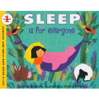 Sleep Is for Everyone (Let's Read and Find Out) 自然科学启蒙1:如果我