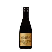 2013mini・利布尔纳拉菲男爵酒庄干红葡萄酒 法国原瓶原装进口 187ML