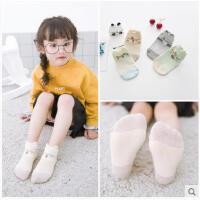 儿童棉袜子春秋款夏款童袜网眼透气宝宝纯棉袜男童女童新款