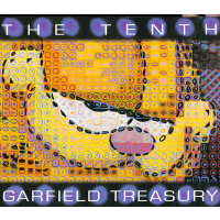 The Tenth Garfield Treasury 加菲猫系列 ISBN9780345436740