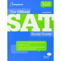 The Official SAT Study Guide,2nd edition SAT 官方考试指南第二版【英文原版