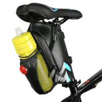 山地车折叠车后座水壶包 户外骑行自行车包尾包 骑行坐垫鞍座包配件