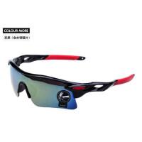 骑行眼镜防风男女山地自行车风镜防晒太阳眼镜跑步防沙尘墨镜