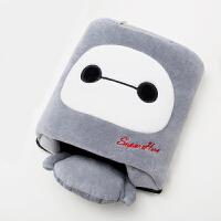 新品暖心灰色大白USB暖手鼠标垫保暖鼠标垫暖垫暖手宝
