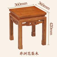 20190608015625946小凳子家具实木中式古典小方凳子餐凳换鞋凳板凳矮凳家用
