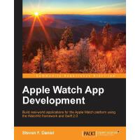 Apple Watch App Development(电子书)