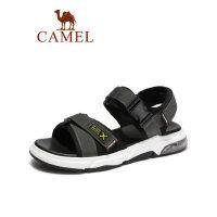 camel 骆驼运动凉鞋男气垫休闲沙滩鞋2019夏季新款户外潮流韩版青年男鞋