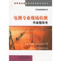 【电力社】电测专业现场检测作业指导书2004-10