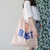 女包单肩包女大包 日韩大容量超市购物袋帆布大容量包帆布袋定做