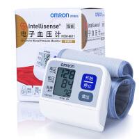 欧姆龙(Omron)电子血压计家用手腕式血压仪HEM-8611