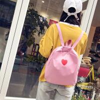新款女包帆布包迷你小双肩包女韩版校园小背包书包旅行小包包