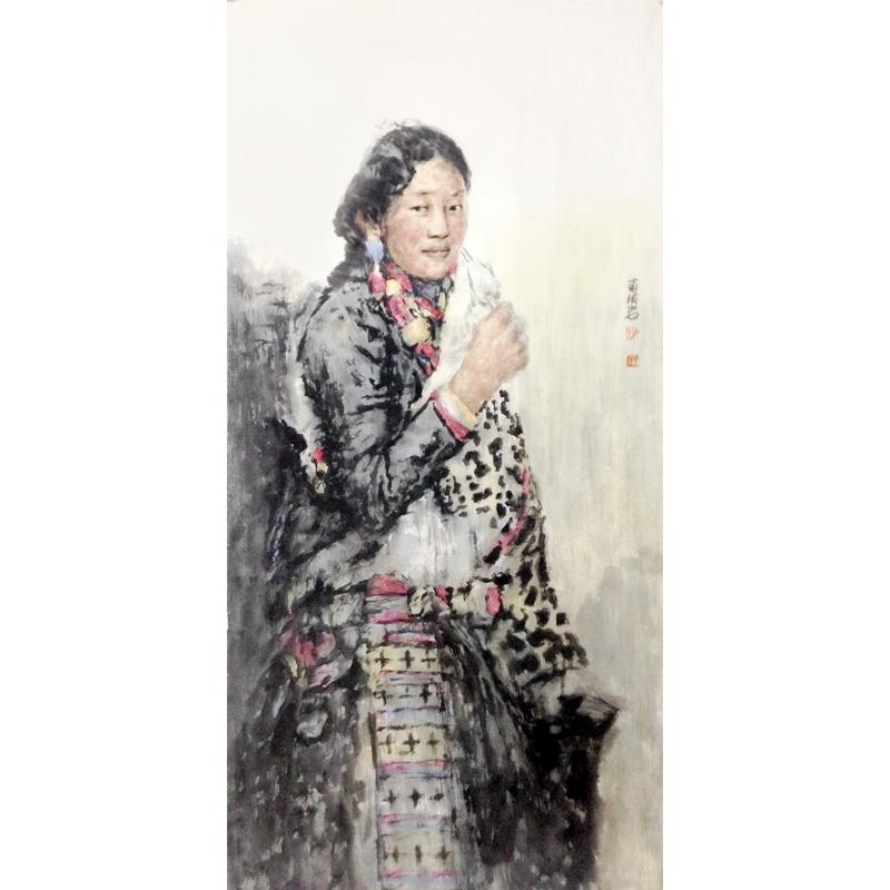 男,号它山,辽宁黑山人;中国当代著名国画家,漫画家,壁画家,书法家