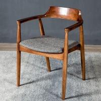 北欧现代实木圆餐桌阳台茶几桌酒吧咖啡厅桌椅休闲洽谈桌简约圆桌