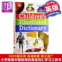 【中商原版】DK儿童图解字典词典 英文原版 Children's Illustrated Dictionary 儿童英