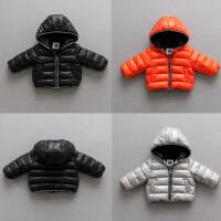 婴幼儿外套冬装宝宝夹棉外出服冬季加厚保暖衣服0-1-2岁冬季新款