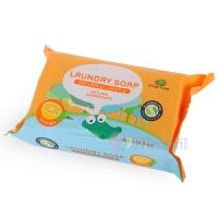 英国小树苗宝宝婴儿洗衣皂BB皂180g甜橙味儿童洗衣皂婴儿洗衣香皂