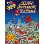 3-D Mazes--Alien Invasion