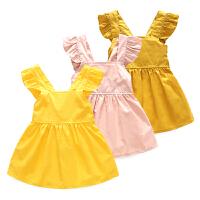 婴儿裙子宝宝6个月休闲外出衣服春装新生儿春季连衣裙款1岁