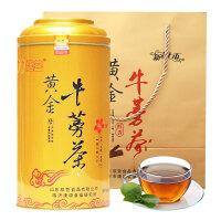 健益 黄金牛蒡茶(大气礼盒装) 250g/桶 牛蒡根茶叶