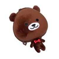 1-3岁幼儿园韩版卡通小熊可爱儿童双肩包男女宝宝防走失带小书包