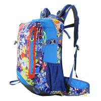 登山包户外背包骑行背包双肩旅行登山包徒步运动男女旅游防水40L 2951蓝色 40升