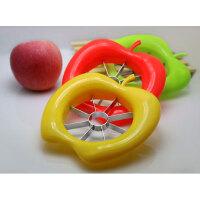 多功能不锈钢苹果型切苹果器 水果去核器 苹果切片器 中号