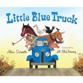 【预订】Little Blue Truck 预订商品,需要1-3个月发货,非质量问题不接受退换货。