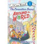 【预订】The Berenstain Bears Around the World