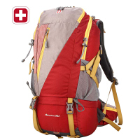 瑞士军刀户外双肩背包男士大容量旅行包户外包出行包双肩包HW5011